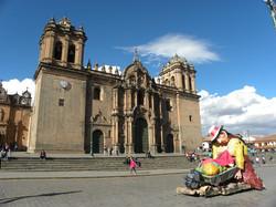 Plaza de Armas and Main Catherdal