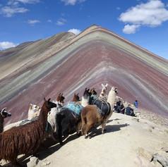 Rainbow Mountain @ Cusco, Peru