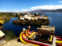 啲啲咔咔湖 Lake Titcaca, Puno