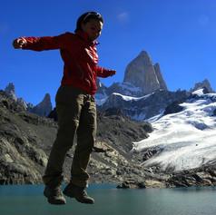 Mountain Fitz Roy @El Chalten, Argentina