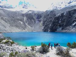 69湖, Lake 69, Huaraz
