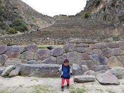 Ollantaytambo Ruin