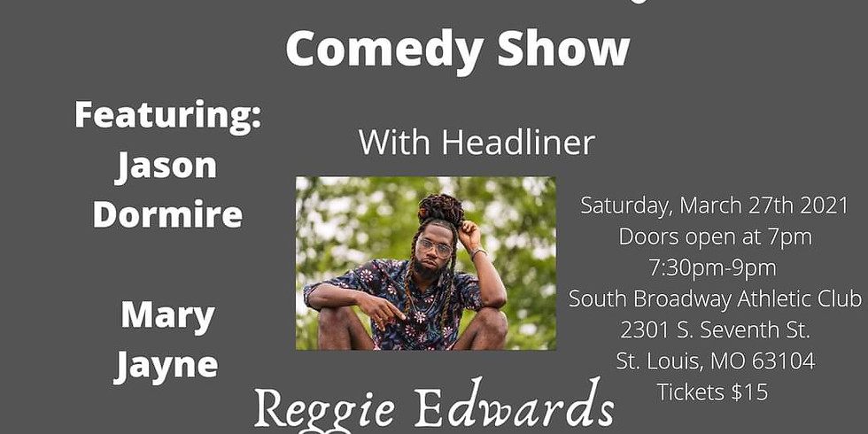 Aries Rising Comedy Show