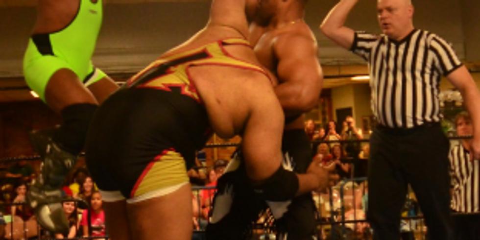 MMWA Wrestling at SBAC