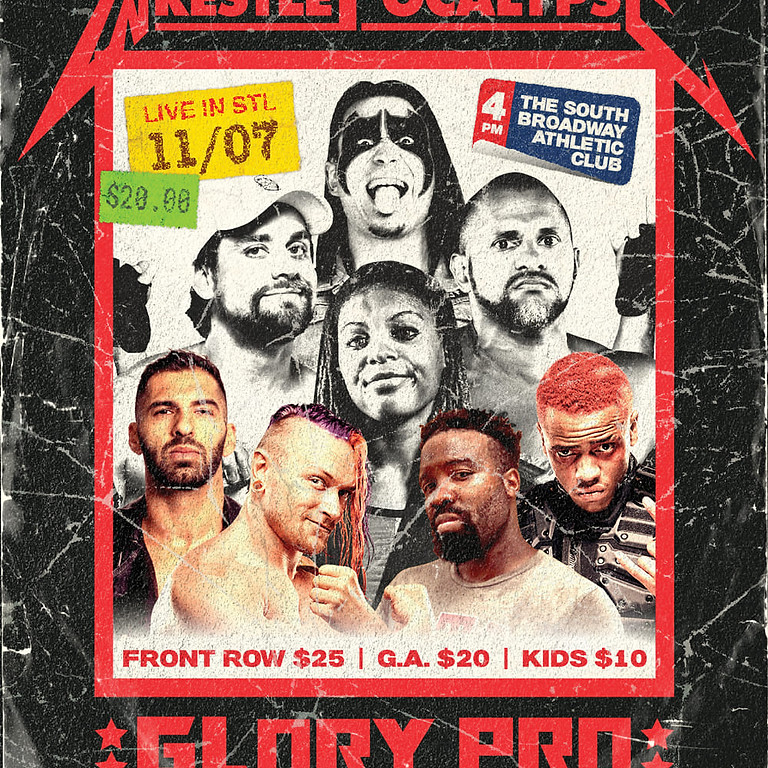 Glory Pro Wrestling  - WrestlePocalypse