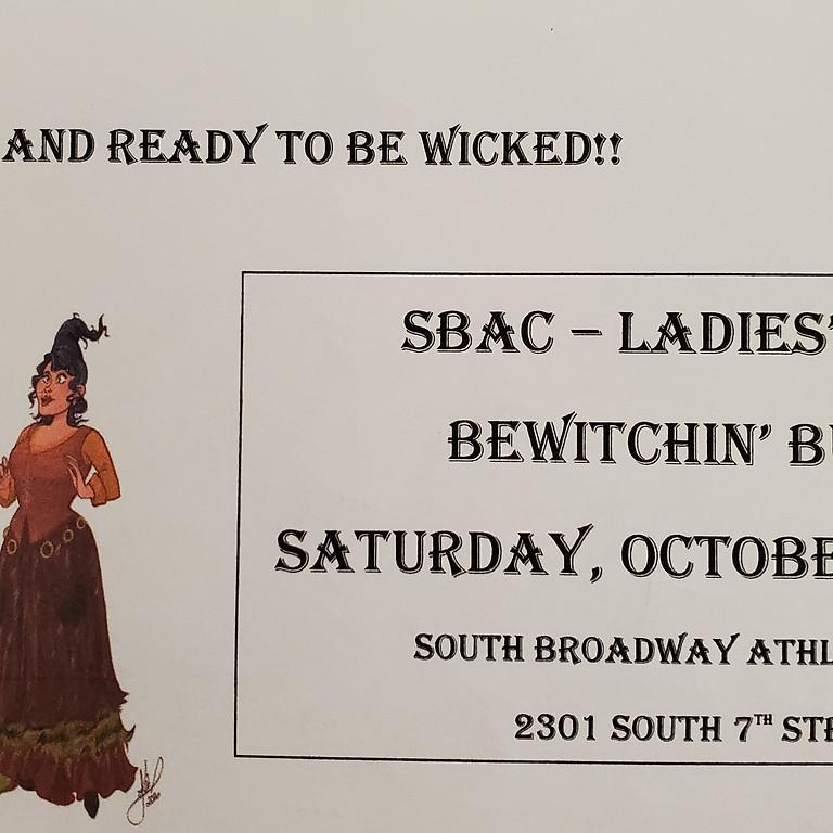 Ladies' Night Bewitchin' Bunko
