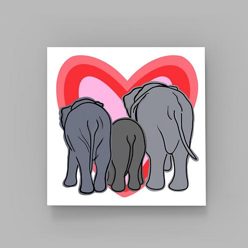 Elephant Big Heart