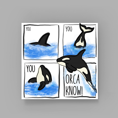 You Orca Know!