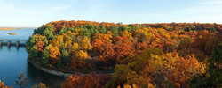 Fall Colors-Starved Rock State Park