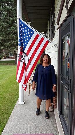 Fe Ploch near USA Flag.jpg
