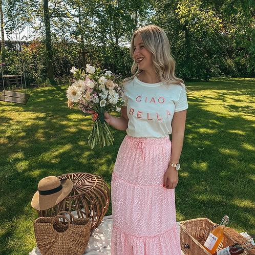 Picknick rose skirt