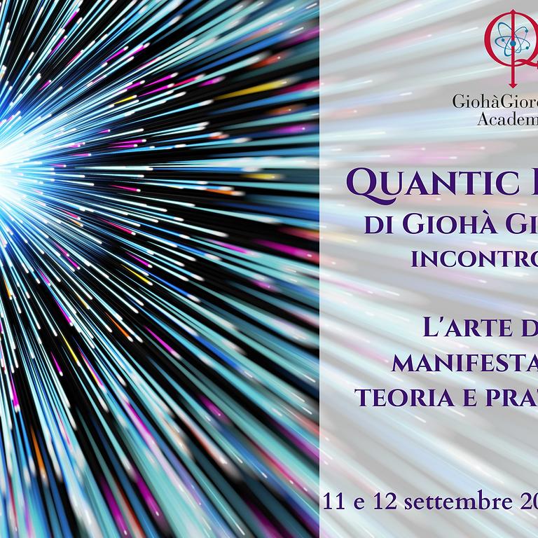 Quantic Power® Incontro base