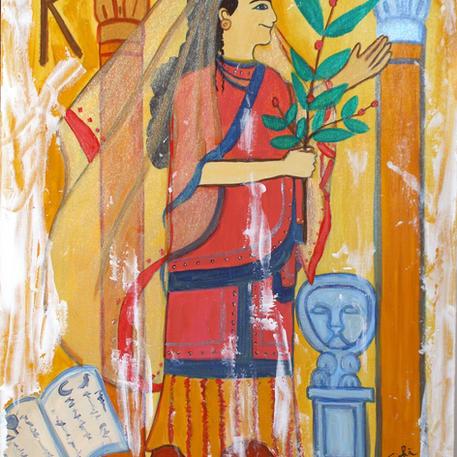 La Sacerdotessa