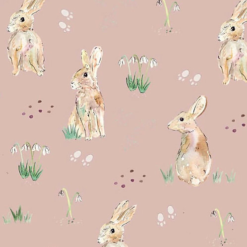 Snowdrop Bunnies - Older Children 6-10 years