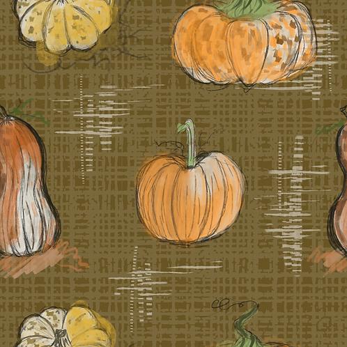 Pumpkins slot (leggings up to 18-24m - made to order deposit