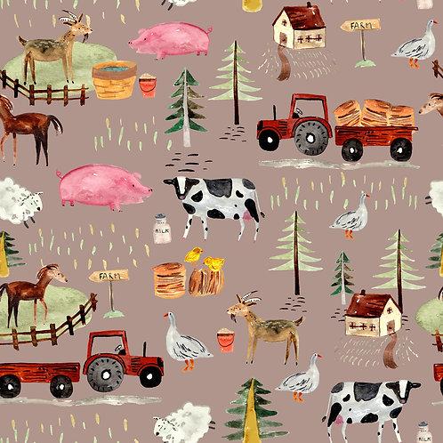 Farmyard Fun - Bibs, Teethers, Hairbands, Hats & Snoods