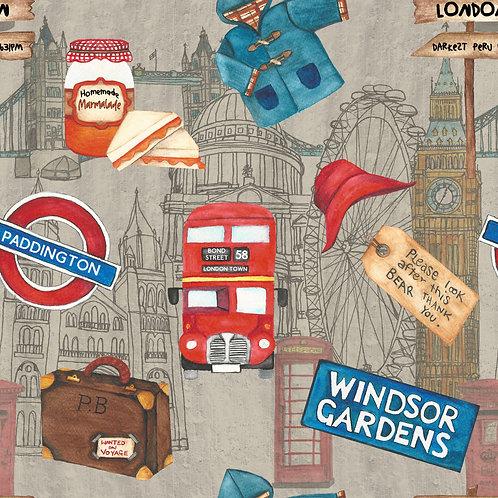 Windsor Gardens - Blankets and Comforters