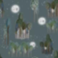 Moonlight forest.tiff