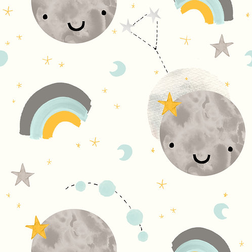 Happy Moon - Leggings and Shorts