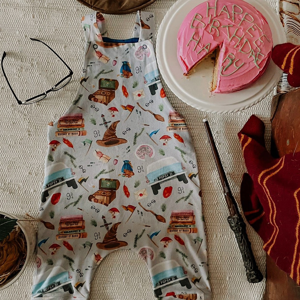 handmade winter baby and children's clothes
