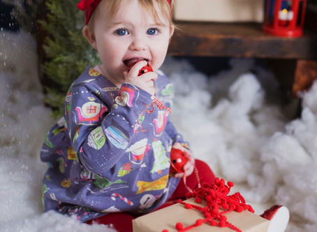 Have a very merry Christmas with these children's outfits