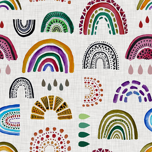 Somewhere Over The Rainbow - Older Children 6-10 years
