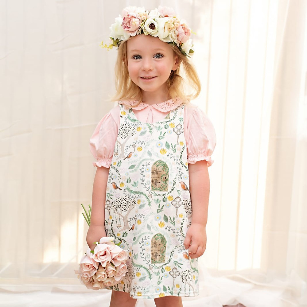 Handmade children's clothes UK