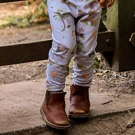 Handmade babys clothes leggings Cici.JPG