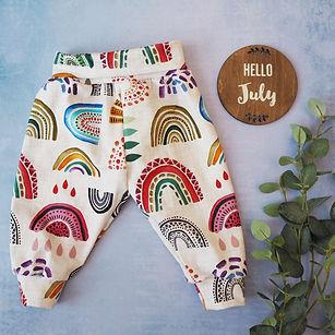 Unisex Baby Leggings