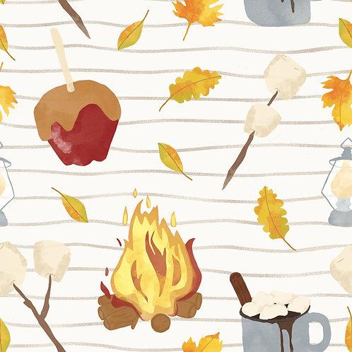Fireside comfort (neutral) - Blankets & Comforters