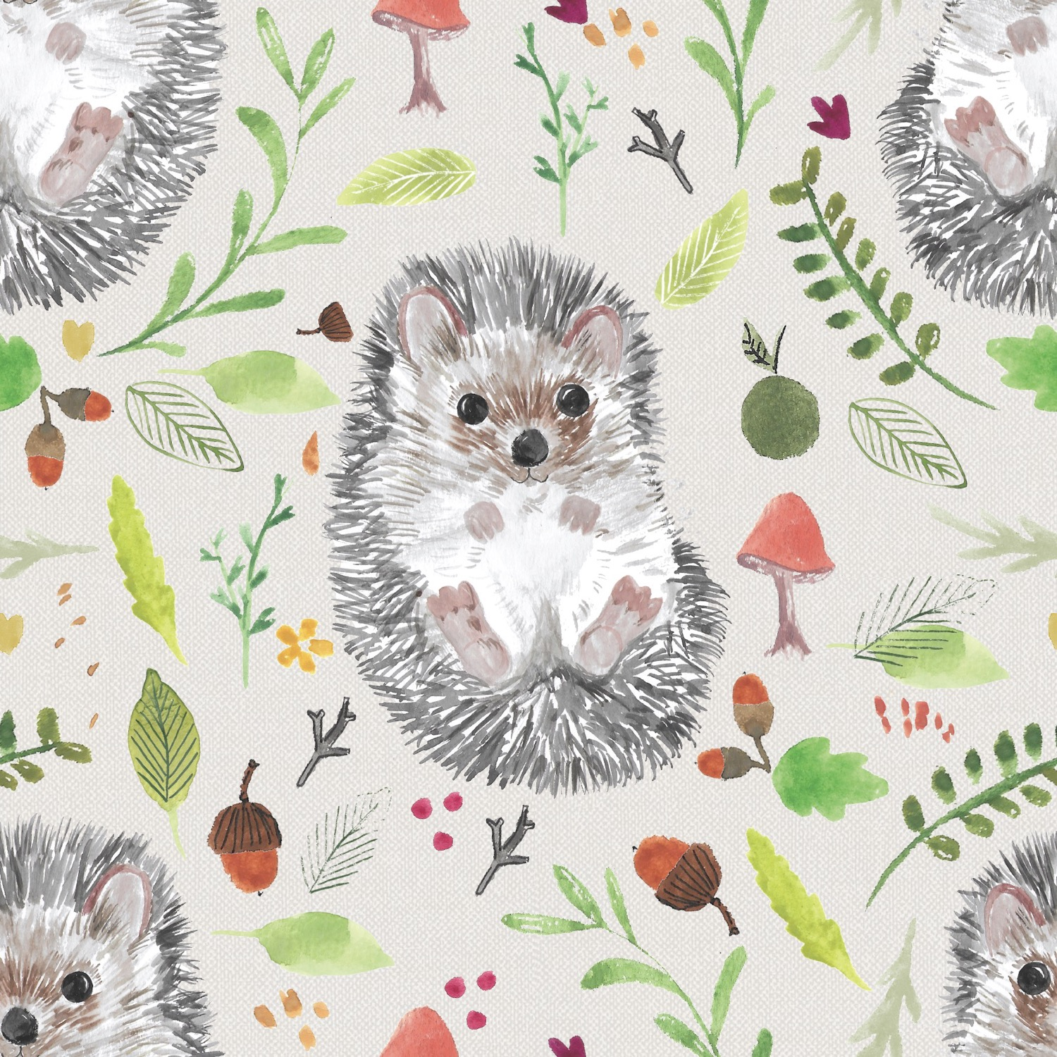 Woodland Hedgehog - Older Children 6-10 years