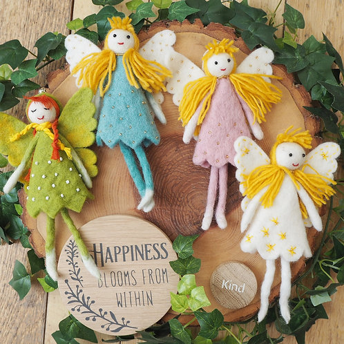 Woodland Fairies