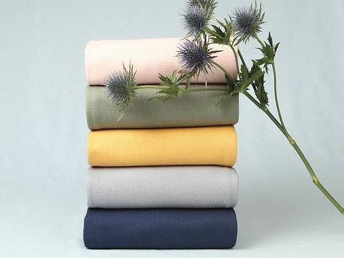 Ribbed Knit Jersey Basics