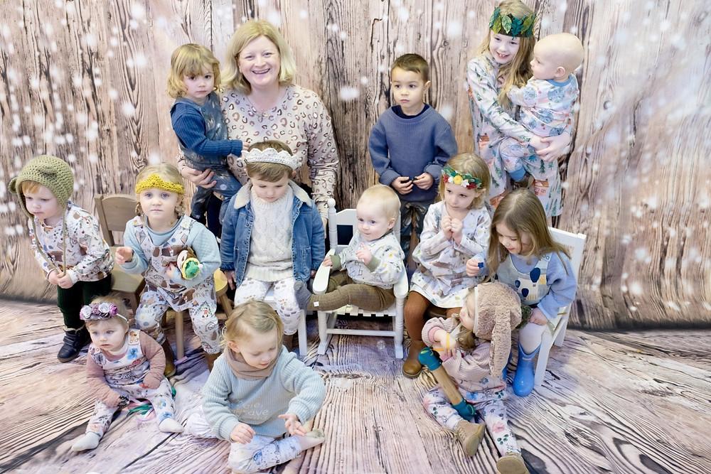 Handmade baby and children's clothes Berkshire