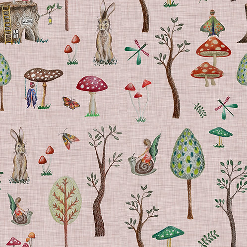 Enchanted Forest Pink - Older Children 6-10 years