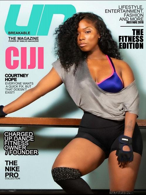 Digital Copy - Unbreakable Magazine