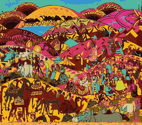 Pushkar Mela 2016 - Iconic Camel Fair