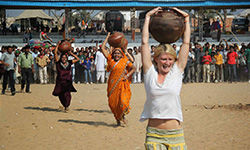 Matka Race at Pushkar Mela