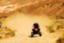 Adventure at Pushkar Mela on All Terrain Bikes