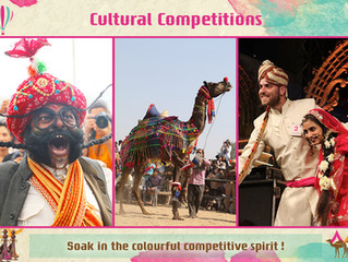 Traditional Competitions to participate in Pushkar Mela 2019