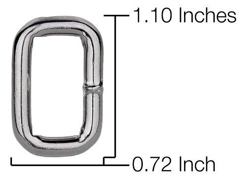 """Loop 3/4"""" Black Nickel Plate Starting At:"""