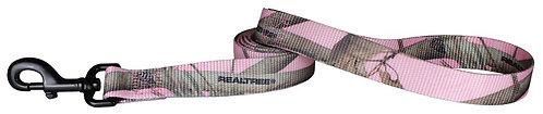 Realtree Pink Camo Leash
