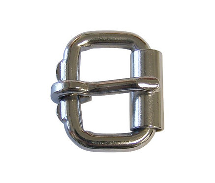 """Roller Buckle Nickel Plate (3/4"""") Starting At:"""