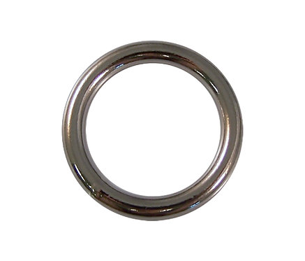 "Welded O-Ring Nickel Plate (1"") Starting At:"