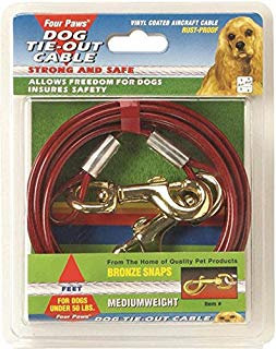 Tie Out Cable (10', 15', 30')