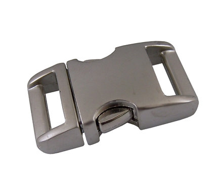 "Aluminum Side Release Buckle Satin (5/8"") Starting At:"