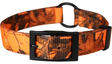 Mossy Oak Blaze Orange Camo Collar RC