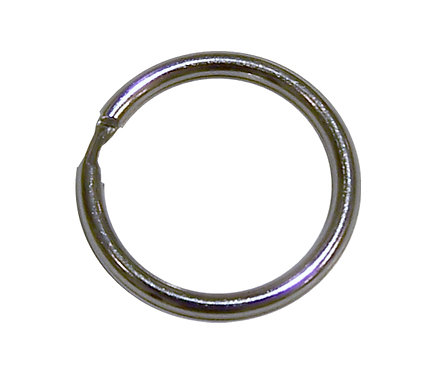 "Split Ring Nickel Plate (1/2"") Starting At:"