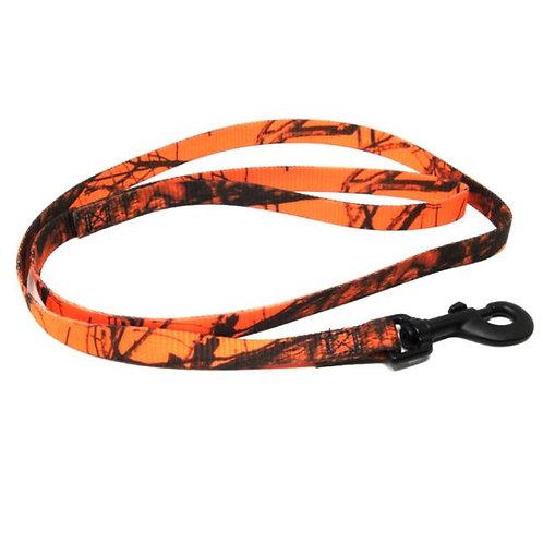 Mossy Oak Blaze Camo Leash (6')