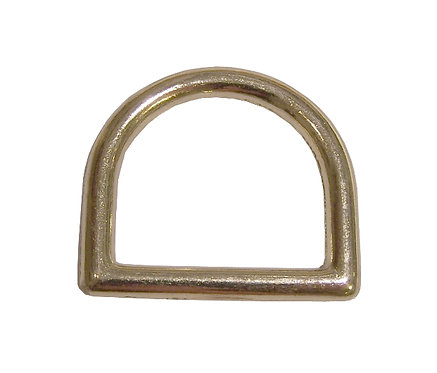 "Casted D-Ring Brass Plated (1"") Starting At:"